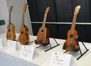 tipos de ukulele