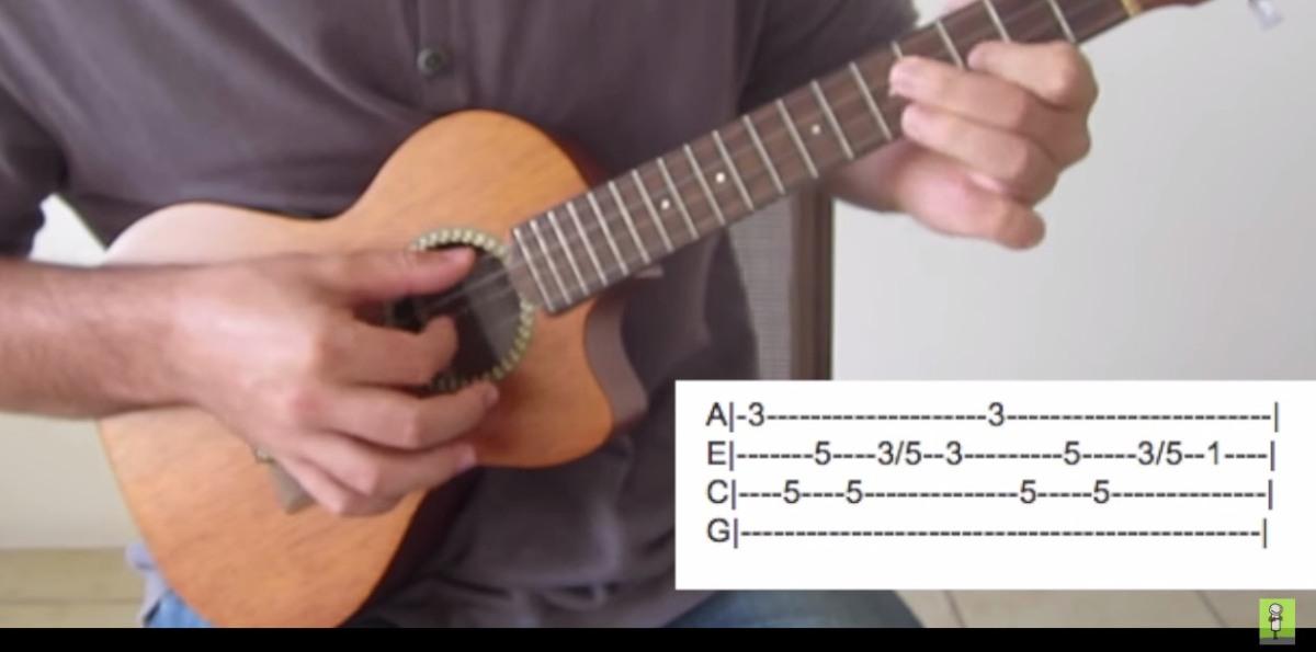 Musicas para tocar no ukulele