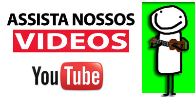 assista nossos videos no canal do youtube do Ukulele Facil