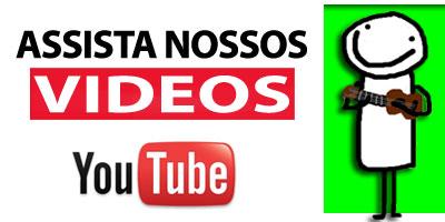 assista nossos videos no canal do youtube do Ukulele Facil
